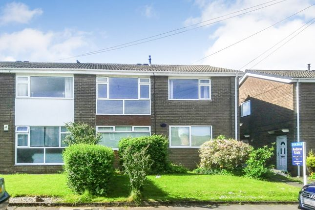 Thumbnail Flat to rent in Ancaster Road, Whickham, Newcastle Upon Tyne