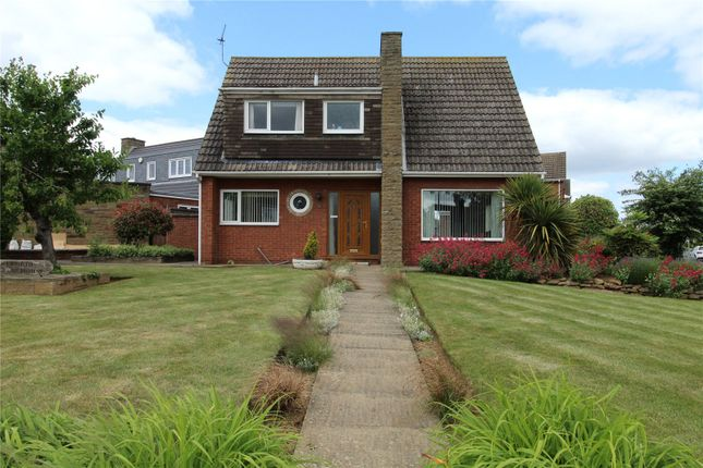 Thumbnail Detached house for sale in Manor Road, Scunthorpe, North Lincolnshire