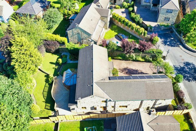 Thumbnail Detached house for sale in Charwood House, Norwood Park, Huddersfield
