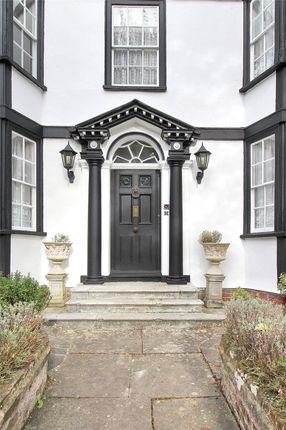 Front Door of High Street, Farningham, Dartford, Kent DA4