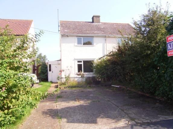 Thumbnail Semi-detached house for sale in Little Oakley, Harwich, Essex