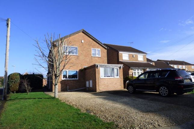 Thumbnail Detached house for sale in Harvest Way, Quedgeley, Gloucester