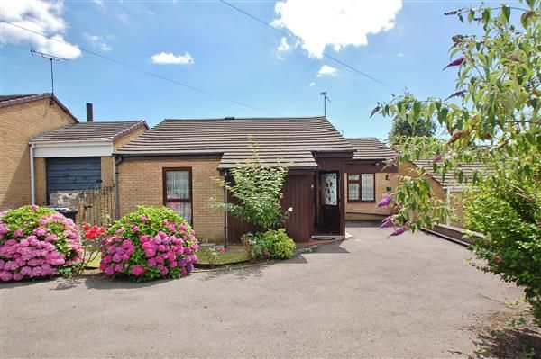 4 bed detached bungalow for sale in Pillowell Road, Whitecroft, Lydney