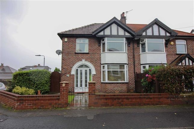 Thumbnail Semi-detached house to rent in Sherwood Avenue, Manchester