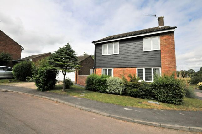 Thumbnail Detached house for sale in Colts Croft, Great Chishill, Royston