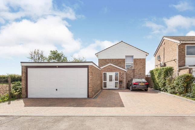 Thumbnail Detached house for sale in Hardwick, Cambridge, Cambridgeshire