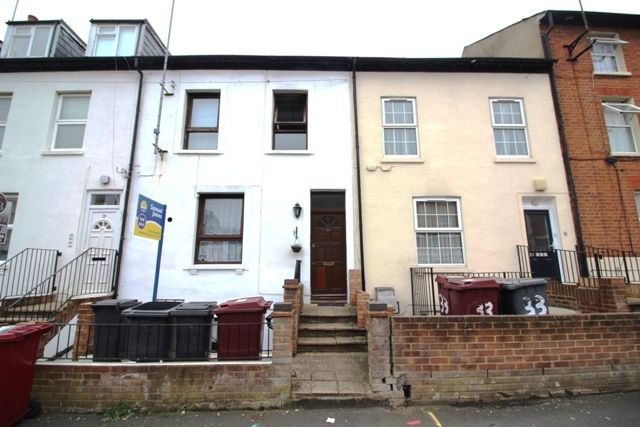 Thumbnail Terraced house for sale in Zinzan Street, Reading