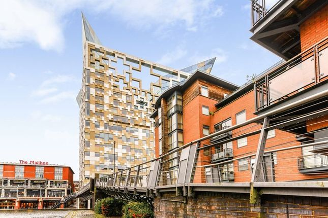 Thumbnail Flat for sale in Wharfside Street, Birmingham
