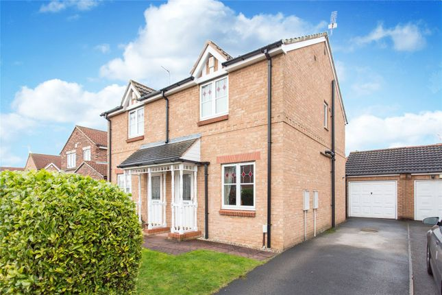 Thumbnail Semi-detached house to rent in Tamworth Road, Clifton Moor, York