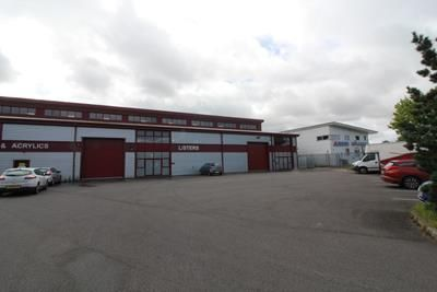 Thumbnail Business park for sale in Units 3-4 The Oaks Business Park, Knights Way, Shrewsbury