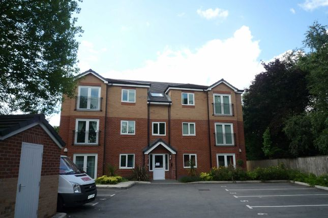 Thumbnail Flat to rent in Ellenbrook Way, Off Bridgewater Road, Worsley, Manchester