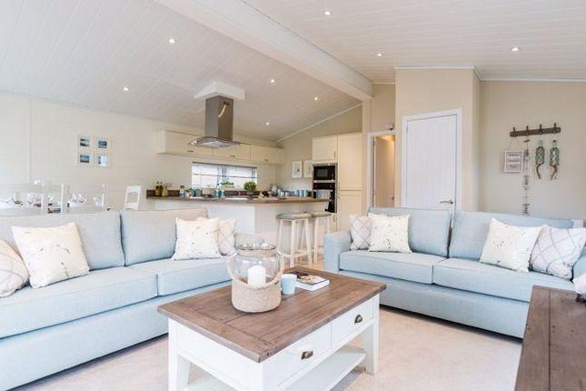 Thumbnail Property for sale in The Prestige Navigator, Glendevon Holiday Home Park, Glendevon