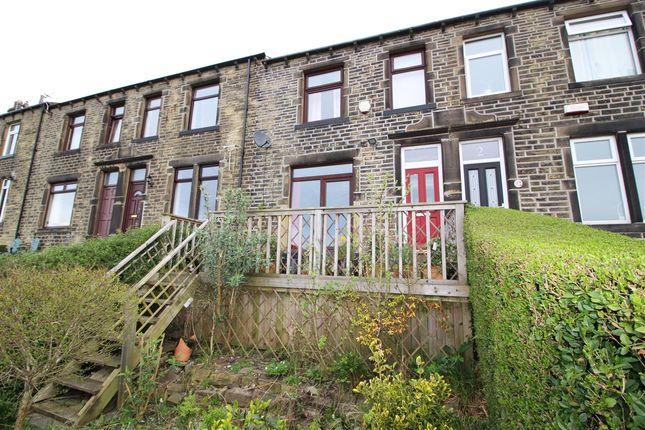 Thumbnail Terraced house for sale in Laurel Mount, Sowerby Bridge