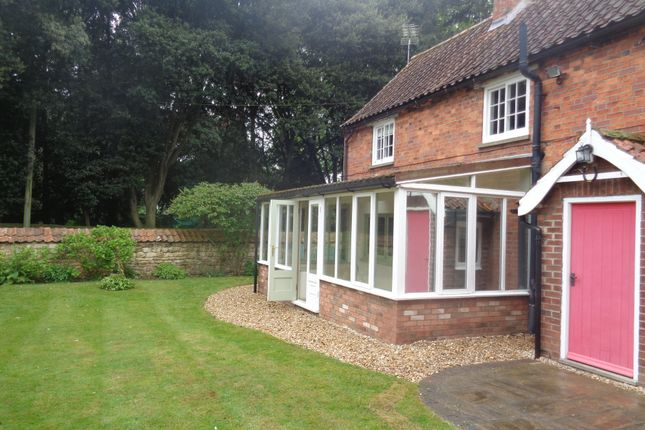 Thumbnail Cottage to rent in Grange Cottage, Hall Street, Wellingore