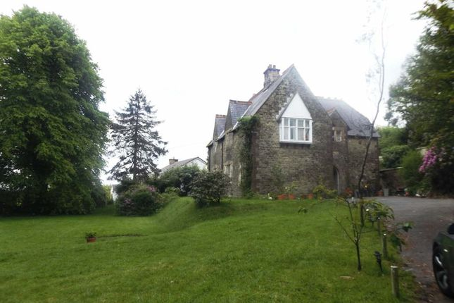Thumbnail Detached house for sale in The Vicarage, Llannon, Llannon, Carms