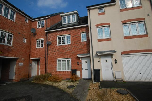 Thumbnail Mews house to rent in Corn Mill Drive, Farnworth, Bolton