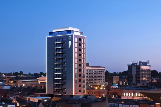 Thumbnail Flat to rent in Berkshire House, Queen Street, Maidenhead, Berkshire