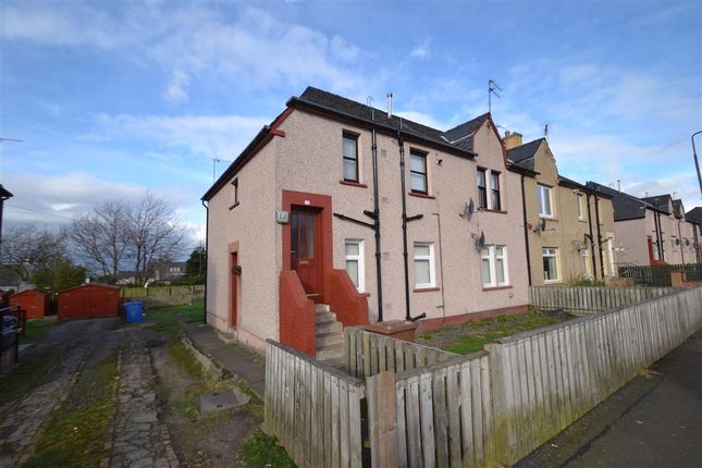 Thumbnail Flat for sale in Newtown, Boness