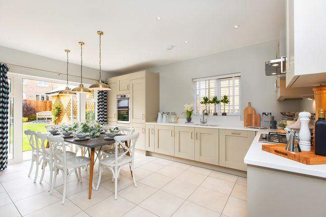 Thumbnail Detached house for sale in The Cam, Chiltern View, Vicarage Road, Pitstone, Buckinghamshire