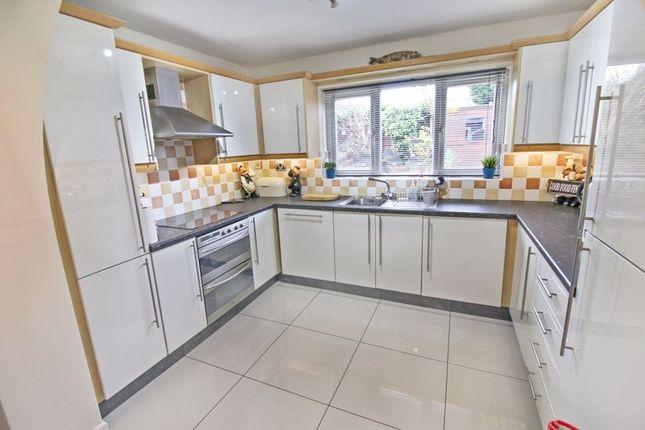 Kitchen of Skegness Close, Bury BL8