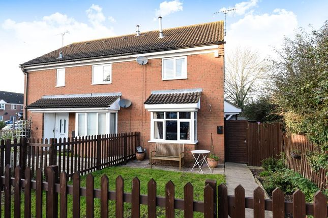 End terrace house for sale in Iris Close, Aylesbury