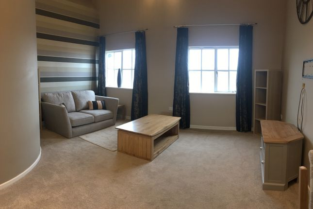 Thumbnail Flat to rent in Tiger Court, Burton On Trent