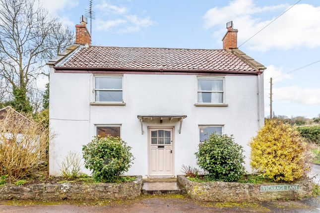 Thumbnail Country house for sale in Vicarage Lane, Cheddar, Somerset