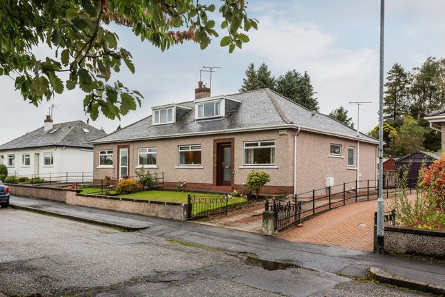 Thumbnail Semi-detached bungalow for sale in 23 Fintry Avenue, Paisley