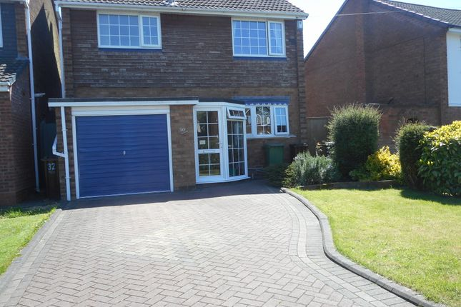 Thumbnail Detached house for sale in Mill Green, Fordhouses, Wolverhampton