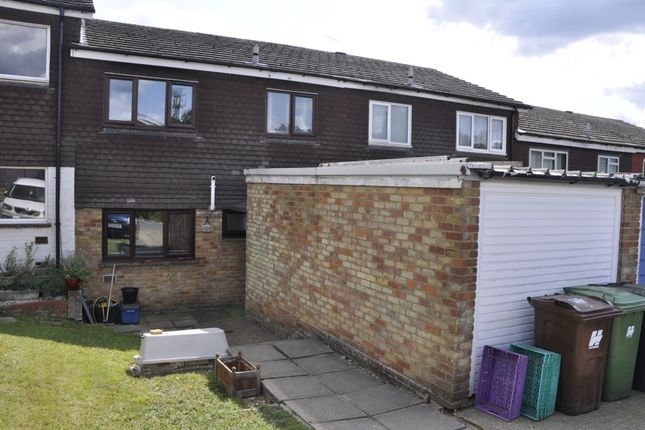 Thumbnail Terraced house to rent in Kimptons Mead, Potters Bar