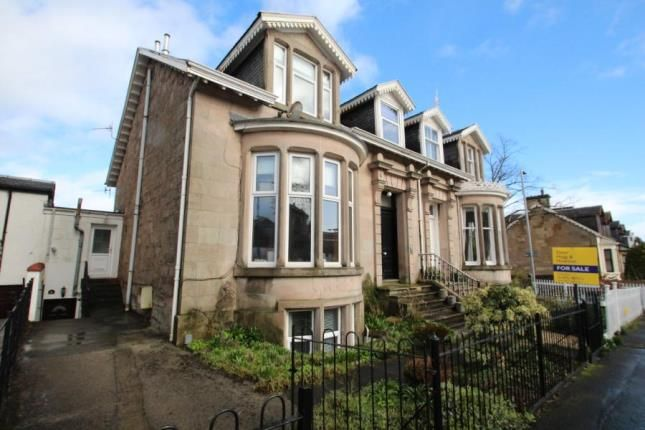 Thumbnail Flat for sale in Finnart Street, Greenock, Inverclyde