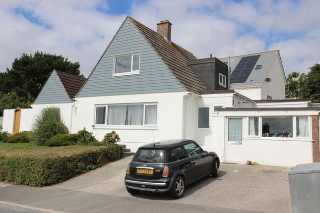 Thumbnail Detached house for sale in Chynance Drive, Newquay