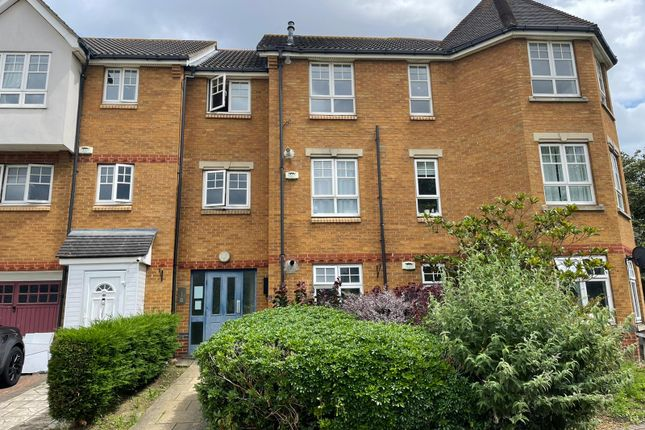 Thumbnail Flat to rent in Greenhaven Drive, London