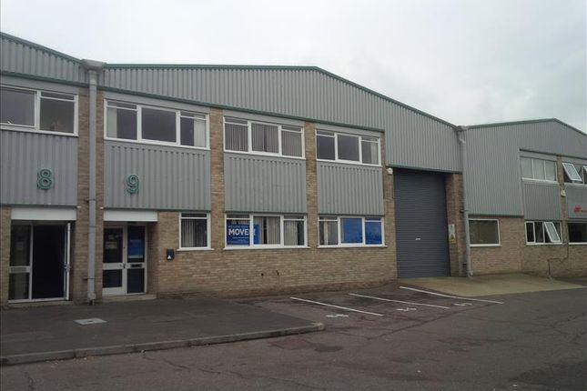 Thumbnail Light industrial to let in Unit 9, Brunswick Industrial Estate, Brunswick Road, Ashford, Kent