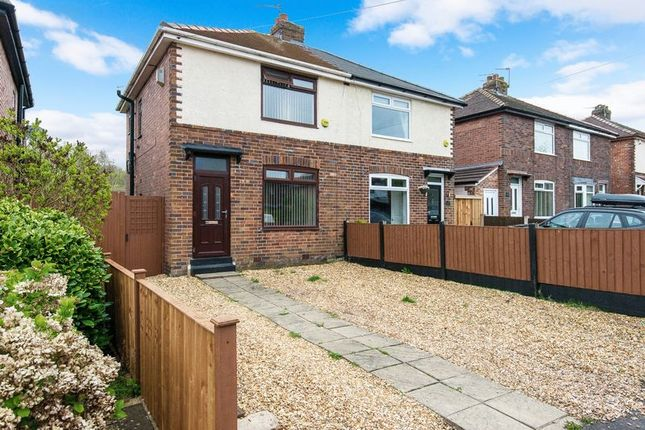 Thumbnail Semi-detached house for sale in Calder Avenue, Aughton, Ormskirk