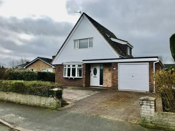 Thumbnail Detached house for sale in Vaughan Way, Connah's Quay, Deeside, Flintshire