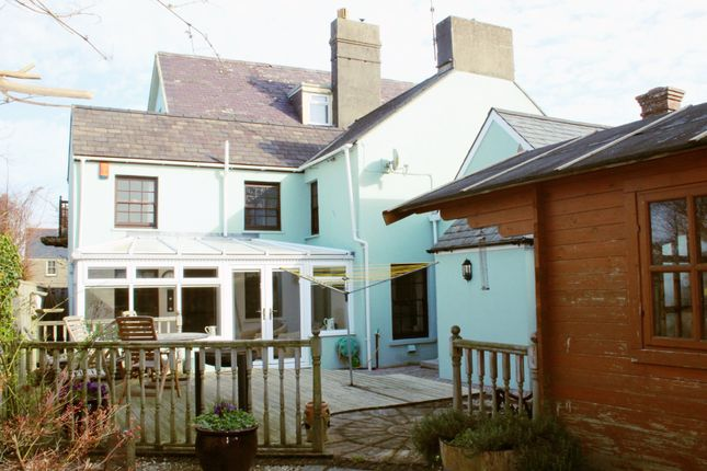 Thumbnail Detached house for sale in New Street, St. Davids, Haverfordwest