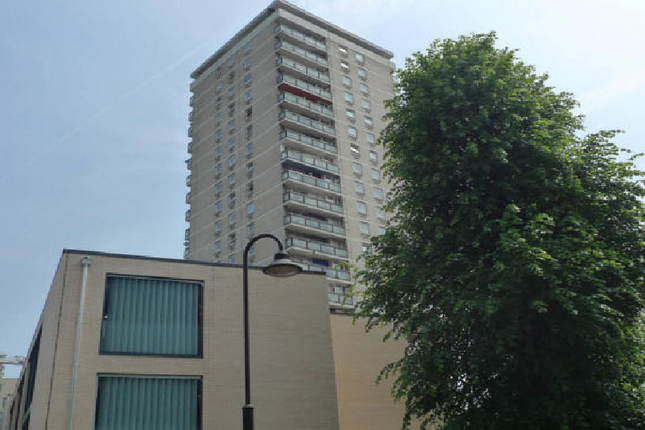 Thumbnail Shared accommodation to rent in Casby House, Dickens Estate, London