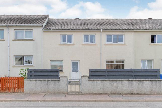 3 bed terraced house for sale in Leuchars Drive, Elgin, Moray IV30