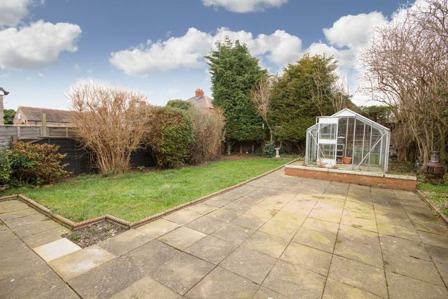 Rear Garden of Grosvenor Gardens, Normanby, Middlesbrough TS6