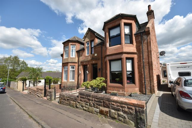 Thumbnail Semi-detached house for sale in 130 Mill Road, Motherwell
