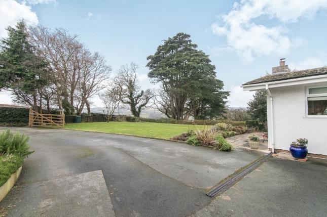Front of Peulwys Lane, Old Colwyn, Colwyn Bay, Conwy LL29