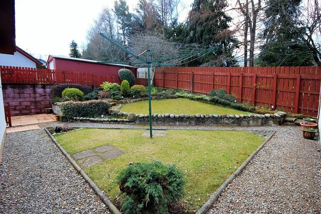 Garden 2 of 42 Towerhill Gardens, Cradlehall, Inverness IV2