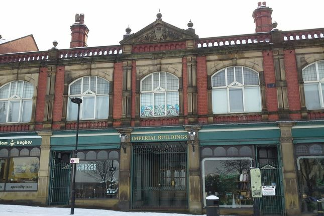 Studio to rent in Imperial Buildings, High St, Rotherham S60