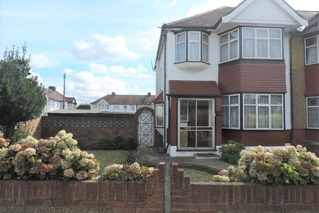 Thumbnail End terrace house to rent in Bullsmore Ride, Enfield