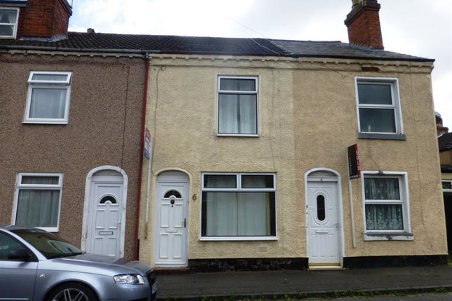 Thumbnail Terraced house to rent in King Street, Rugby, Warwickshire
