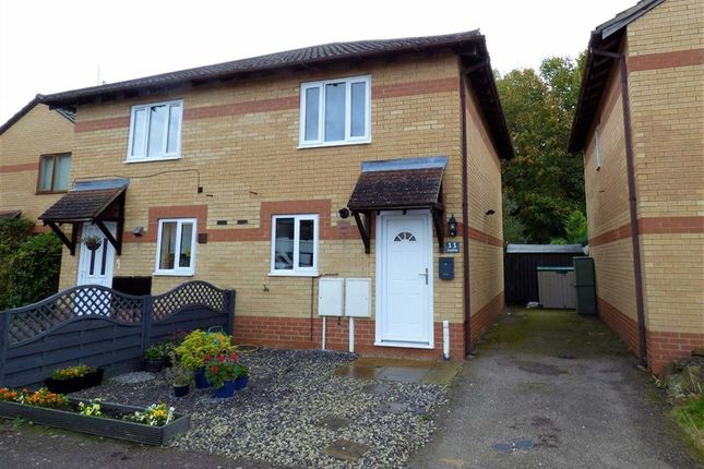 2 bed semi-detached house for sale in Kingfisher Close, Woodford Halse, Northants
