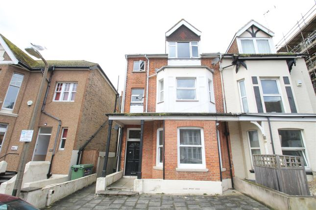 Thumbnail Flat for sale in Eversley Road, Bexhill-On-Sea