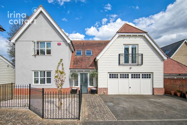 Thumbnail Detached house for sale in Braiswick Place, Colchester