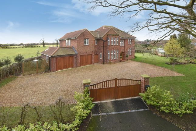 Thumbnail Detached house for sale in York Road, Boroughbridge, York